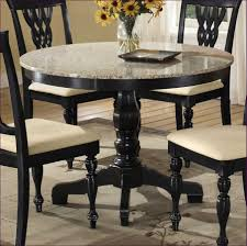 kitchen room wonderful round wood dining table for 6 small round