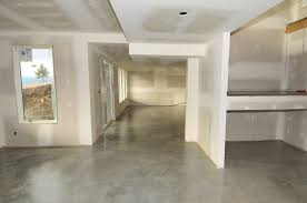 wood floor over concrete basement amazing home design best on wood