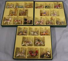 lenox christmas carousel ornament collection 24 pc 1989 sold on