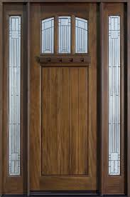 Front Exterior Doors For Homes Craftsman Front Entry Doors In Chicago Il At Glenview Haus