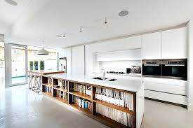 design a kitchen island kitchen island with bookshelf webvsweb com