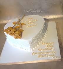 wedding anniversary cakes anniversary white s cake house