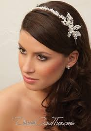 bridal tiara leaf pearl tiara ib2864 84 99 dress and tux modest