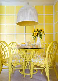 yellow dining room ideas bright yellow breakfast room hgtv