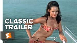 james bond film when is it out thunderball 1965 official trailer sean connery james bond movie