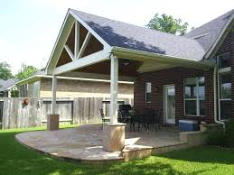 Attached Patio Cover Designs Backyard Patio Cover Large Size Of Patio Outdoor Patio Overhang