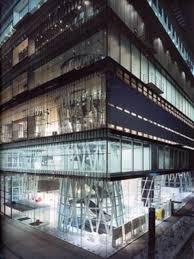 sendai mediatheque floor plans toyo ito mediateque in sendai japan floornature