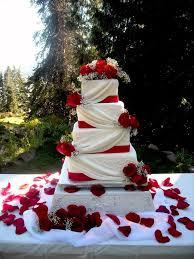 best 25 red wedding cakes ideas on pinterest red big wedding