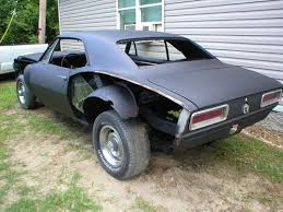 1967 camaro project car purchase used 1967 camaro rat rod project barn find in morehead