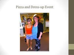 Pizza And Dress Up Event Calgary City Centre Canada