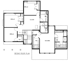floor plans for two homes two floor plans two 2 400 3 000 sq ft plan