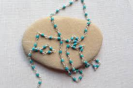 make bead chain necklace images Making bead chain the quick way jpg