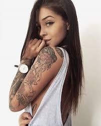 best 25 tattooed women ideas on pinterest sleeve tattoos for