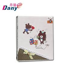 large capacity photo albums smart baby boy cloth cover photo albums 20 sheets self adhesive