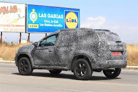 renault duster 2018 new 2018 dacia duster expected to be revealed in paris on june 22