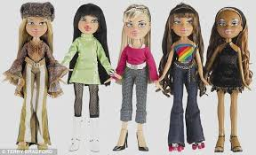 bratz dolls 2015 makeover including iphone covers