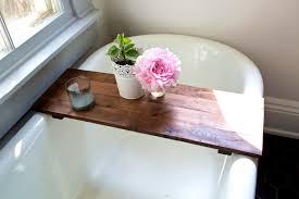 Teak Tub Caddy Accessories Marvelous Tub Shelf Teak Bathtub Rustic Caddy Tray