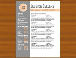 word resume template 2014 resume portfolio template free resume example and writing download resume cv cover letter the sellers peach gray instant download clean creative resume template