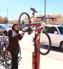 Nmsu Map Nmsu In Pursuit Of Bicycle Friendly University Status Article
