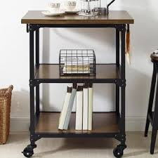 industrial kitchen islands u0026 carts you u0027ll love wayfair