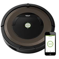 irobot roomba 890 wi fi connected vacuuming robot r890020 the