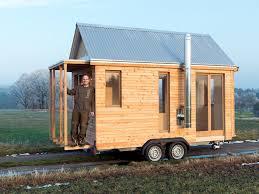 Mobile Haus Verkaufen Mobiles Holzhaus Vom Tischler Tiny House Auf Rädern