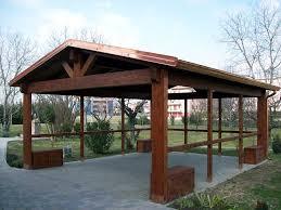preventivo tettoia in legno beautiful gazebo in legno per terrazzo images design trends 2017