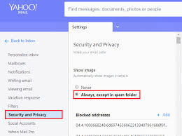 yahoo email not pushing to iphone how to enable or disable images in yahoo mail
