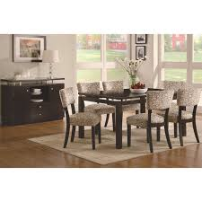coaster furniture 103162 libby dining side chair in cappuccino coaster furniture 103162 libby dining side chair in cappuccino set of 2