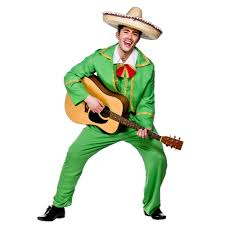 Mexican Halloween Costumes Mexican Halloween Costume Mexican Tortilla Guy Costume Letter