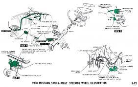 72 mustang fuse box plug 72 wiring diagrams