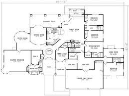 45 farmhouse plans with open floor plans modern open house plans 5