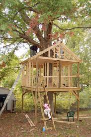 shed playhouse plans best 25 simple tree house ideas on pinterest diy tree house