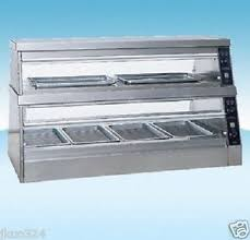 heated food display warmer cabinet case heated glass food display warmer cabinet case 60 or 5 ft stainless