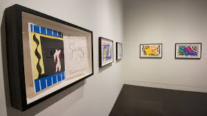 in the galleries rare opportunity to see henri matisse u0027s jazz on