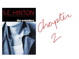 the outsiders chapter 2 audio english reading language showme