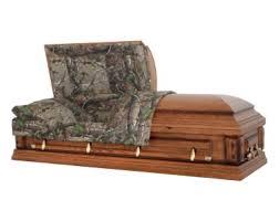 camo casket paragon casket inc catalog
