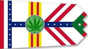 Pot Flag High Times