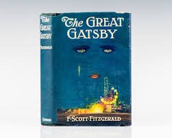 Great Gatsby The Great Gatsby F Scott Fitzgerald First Edition Dust Jacket Rare