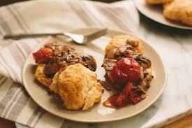 vegan mushroom gravy recipe buttermilk biscuits with mushroom gravy u2014 a thought for food