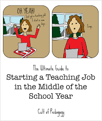 the ultimate guide to starting a teaching job mid year cult of
