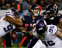 7 Mistakes That Doom A by Tricks Help But Mistakes Doom Bears To 20 17 Loss In Trubisky U0027s