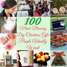 gifts for christmas 100 mind blowing diy christmas gifts actually want diy crafts