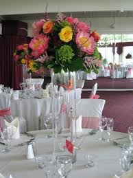 tall glass vases cheap contemporary wedding table accessories and