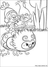 Coloriage Trolls choisis tes coloriages Trolls sur coloriez com