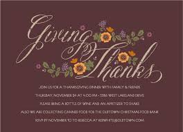 thanksgiving invitation templates free cloudinvitation