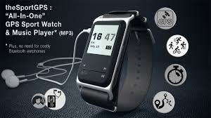 Pedometer Map The Sport Gps Sport Watch Chronometer Gps And Mp3 Music Player