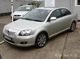 2008 toyota avensis t3xd 4d 2 2 turbo diesel 12 months m o t 6