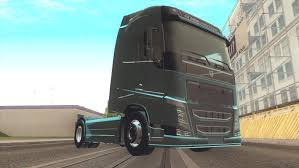 2013 volvo truck commercial volvo fh 2013 for gta san andreas