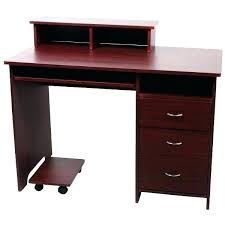 Cherry Wood Desk With Hutch Cherry Computer Desk Hutch Corner Workstation With Attractive Bush